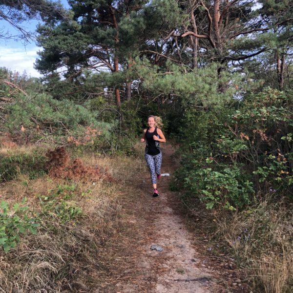 Ida Hallberg Jogging för bättre energi